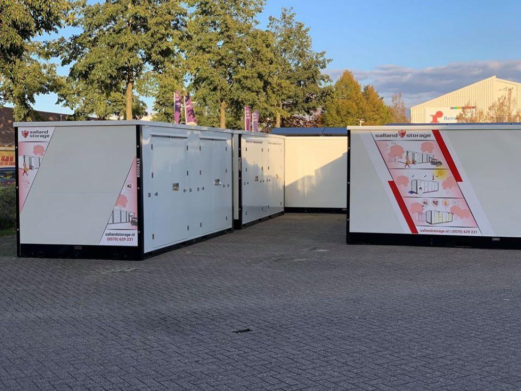 Opslagruimte te huur in Deventer vanaf €25