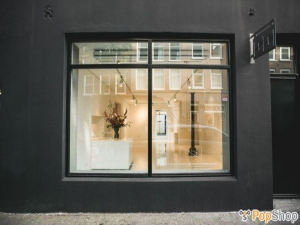 Pop-up locatie in De Pijp, Gerard Doustraat 76 in Amsterdam