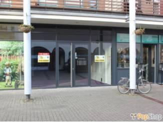 Winkelruimte te huur Winkelpand te huur Emmen A+ locatie