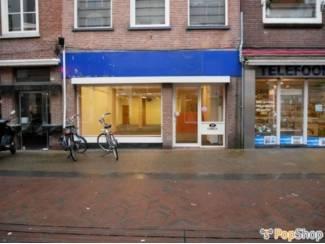 Winkelpand te huur Oudestraat 151 Kampen