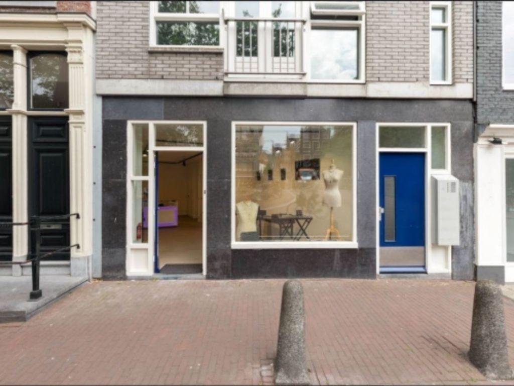 Popup winkelruimte te huur aan de Prinsengracht Amsterdam