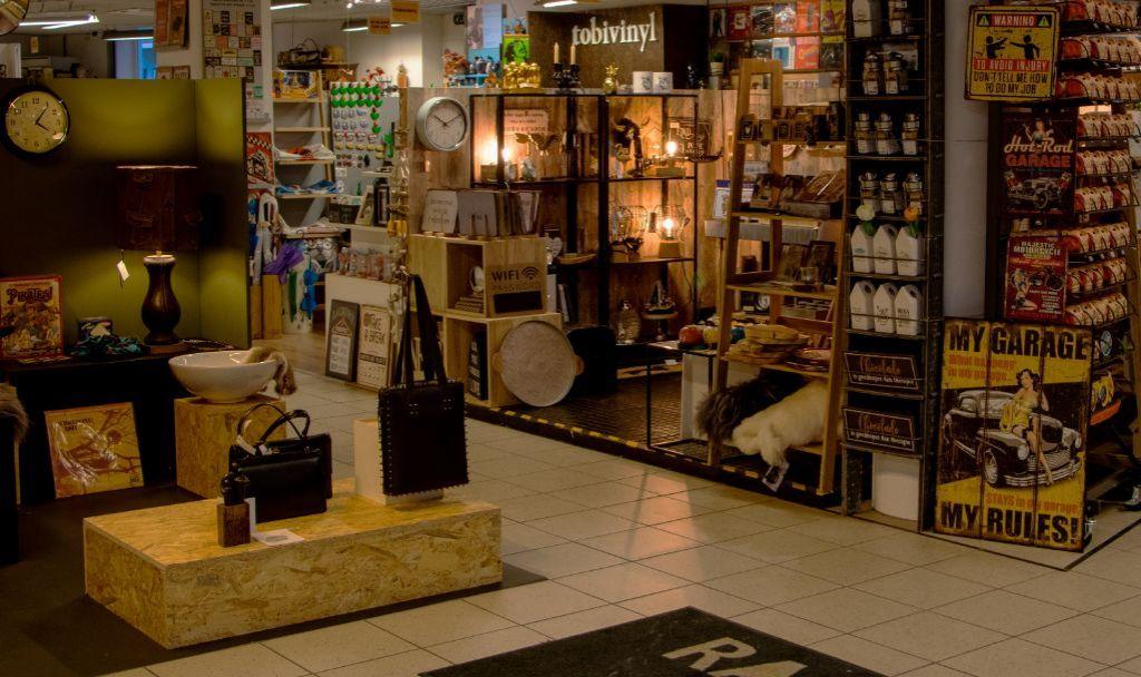 Shop in Shop in Haarlem Centrum