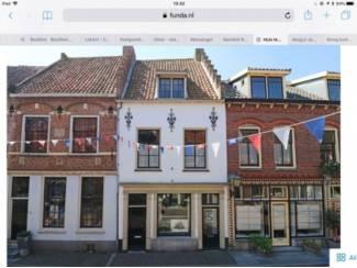 Winkelruimte met bovenwoning te huur, Voorstraat 5, Buren