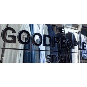 The GoodPeople Flagshipstore