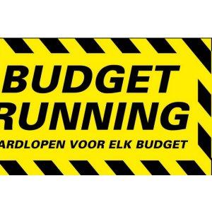 Budgetrunning